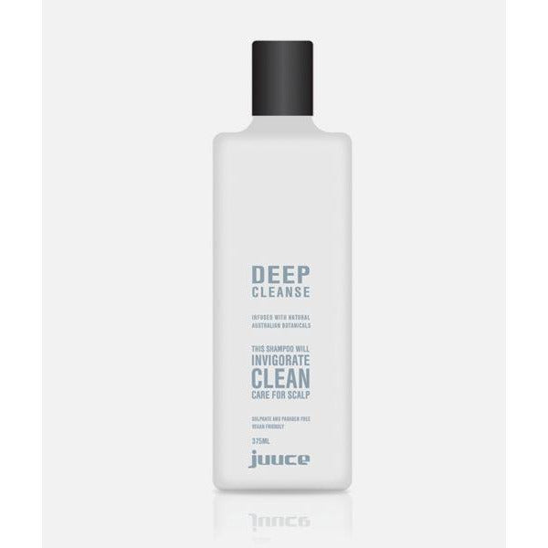 Juuce Deep Cleanse Shampoo 375ml