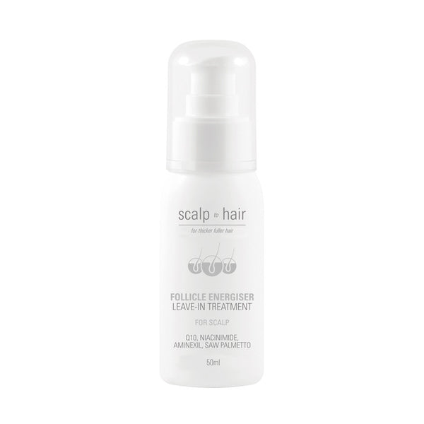 NAK Scalp to Hair Treatment Follicle Energiser 50ml