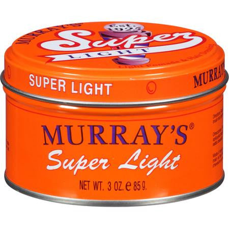 Murrays Super Light Pomade 85g