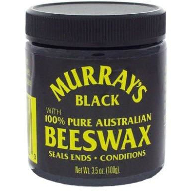 Murrays Beeswax Black 114g