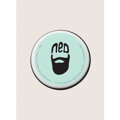NED Fresh Beard Wax 40g - Instant Rockstar