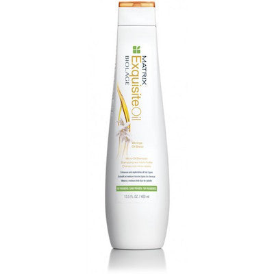 Matrix Biolage Exquisite Oil Shampoo 400ml