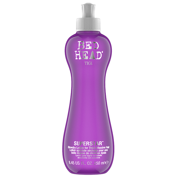 Bed Head by TIGI Superstar Blowdrying Lotion 250ml