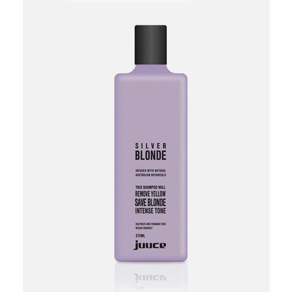 Juuce Silver Blonde Shampoo 375ml
