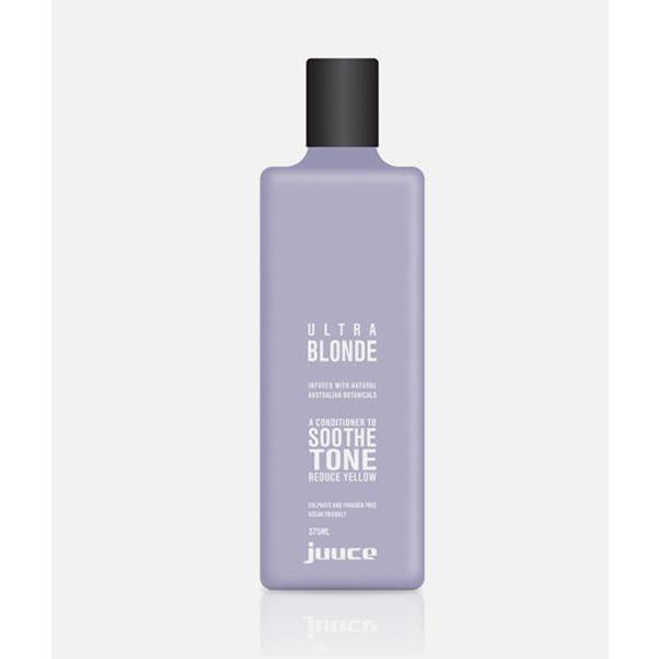 Juuce Ultra Blonde Toning Conditioner 375ml