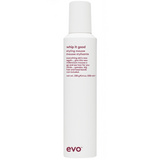 evo Whip it Good Styling Mousse 250ml  *INSTORE PICK-UP OR LOCAL DELIVERY ONLY