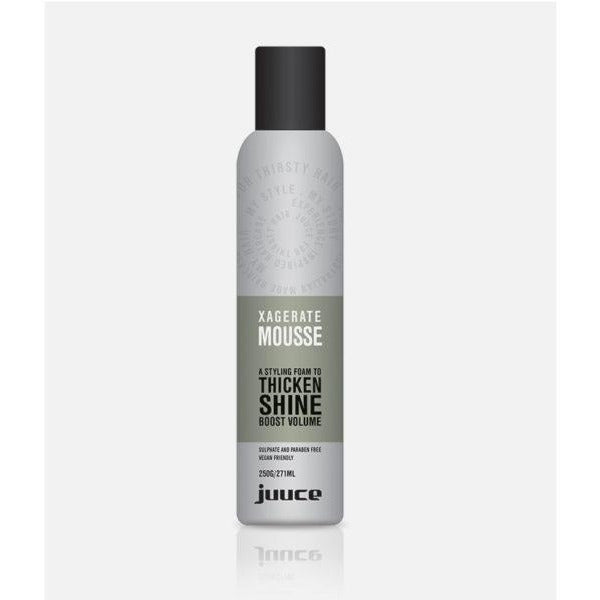 Juuce Xagerate Volume Boosting Mousse 250g