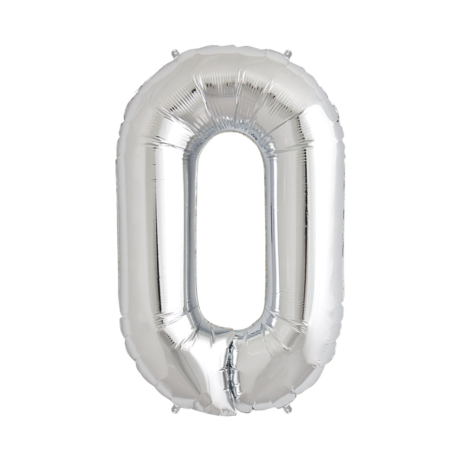 Number 0 Balloon