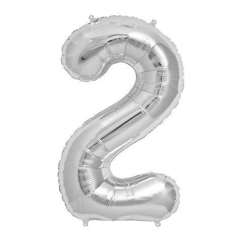 Number 2 Balloon