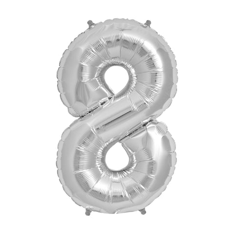 Number 8 Balloon