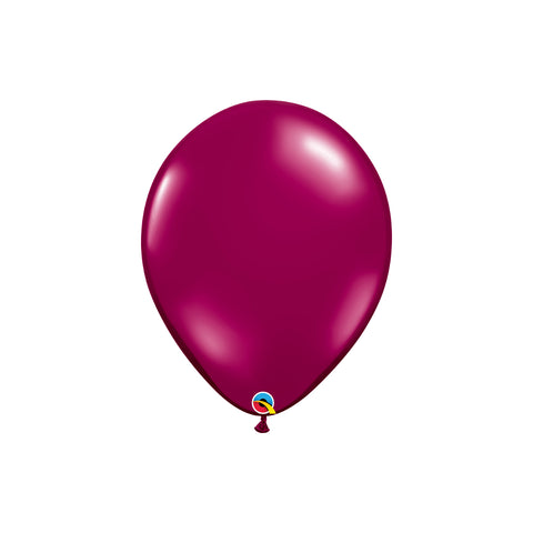 "16"" Burgundy Balloon"
