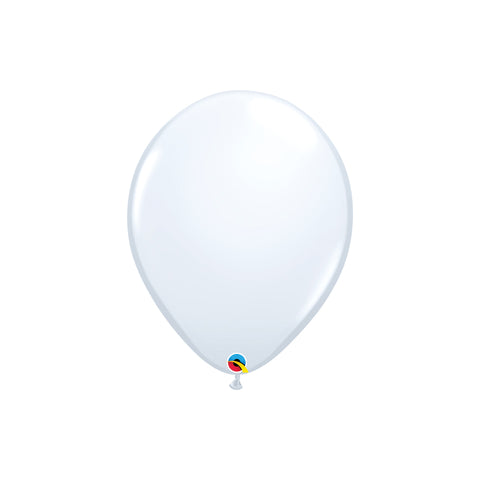 "16"" White Balloon"