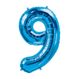 Number 9 Balloon