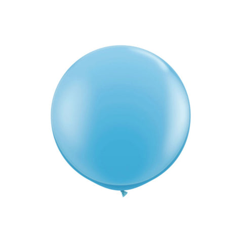 Giant Pale Blue Balloon