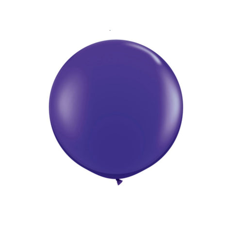 Giant Purple Balloon