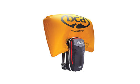 BCA FLOAT 22™ BLACK AVALANCHE AIRBAG