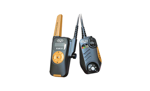 BC LINK™ TWO-WAY RADIO 2.0 BLACK/GOLD