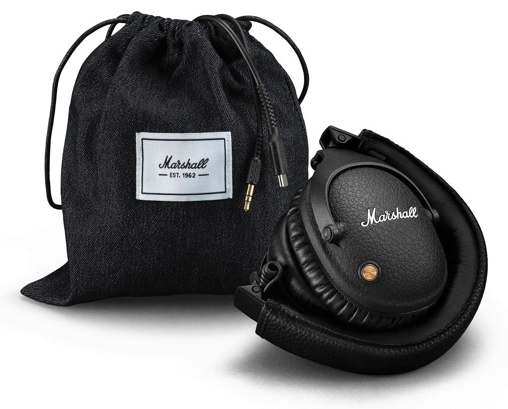 Marshall Monitor II anc, noise cancelling, bluetooth 5