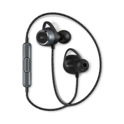akg n200 wireless bluetooth reference earphones
