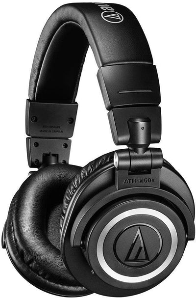 ath-m50xBT apt-x, aac, bluetooth 5 wireless headphones