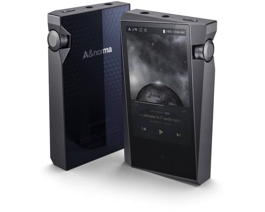 Astell&Kern A&norma SR15 dual dac music player