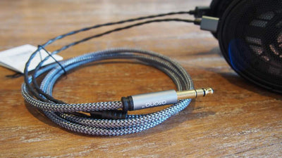 Asona 1.5m replacement upgrade headphone cable for Sennheiser HD600 / HD650 / HD6XX