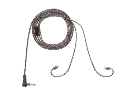 New Smokey over ear cable, silver plated copper wires