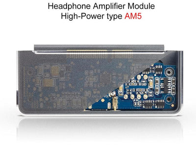 Add optional high power amp module, $129