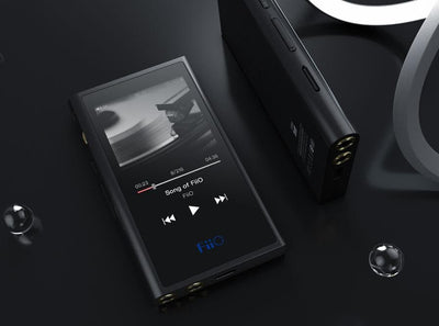 Fiio M9 new software, faster, easier to use, plays apps