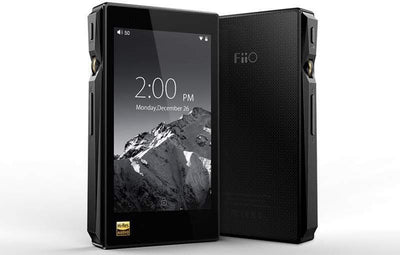 Fiio X5 3rd Gen black finish, high res lossless music player, online in Canada and in store