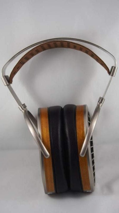 Hifiman HE1000 v2, leather head strap, great comfort