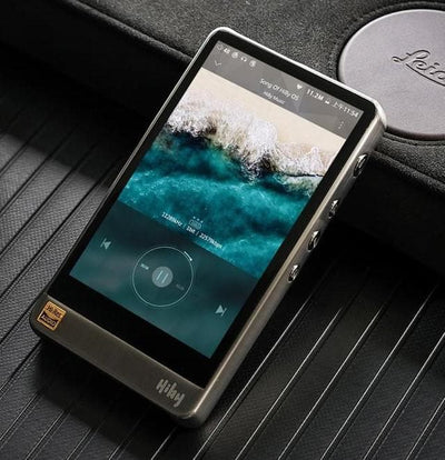 R6 Pro high res android streaming music player, balanced