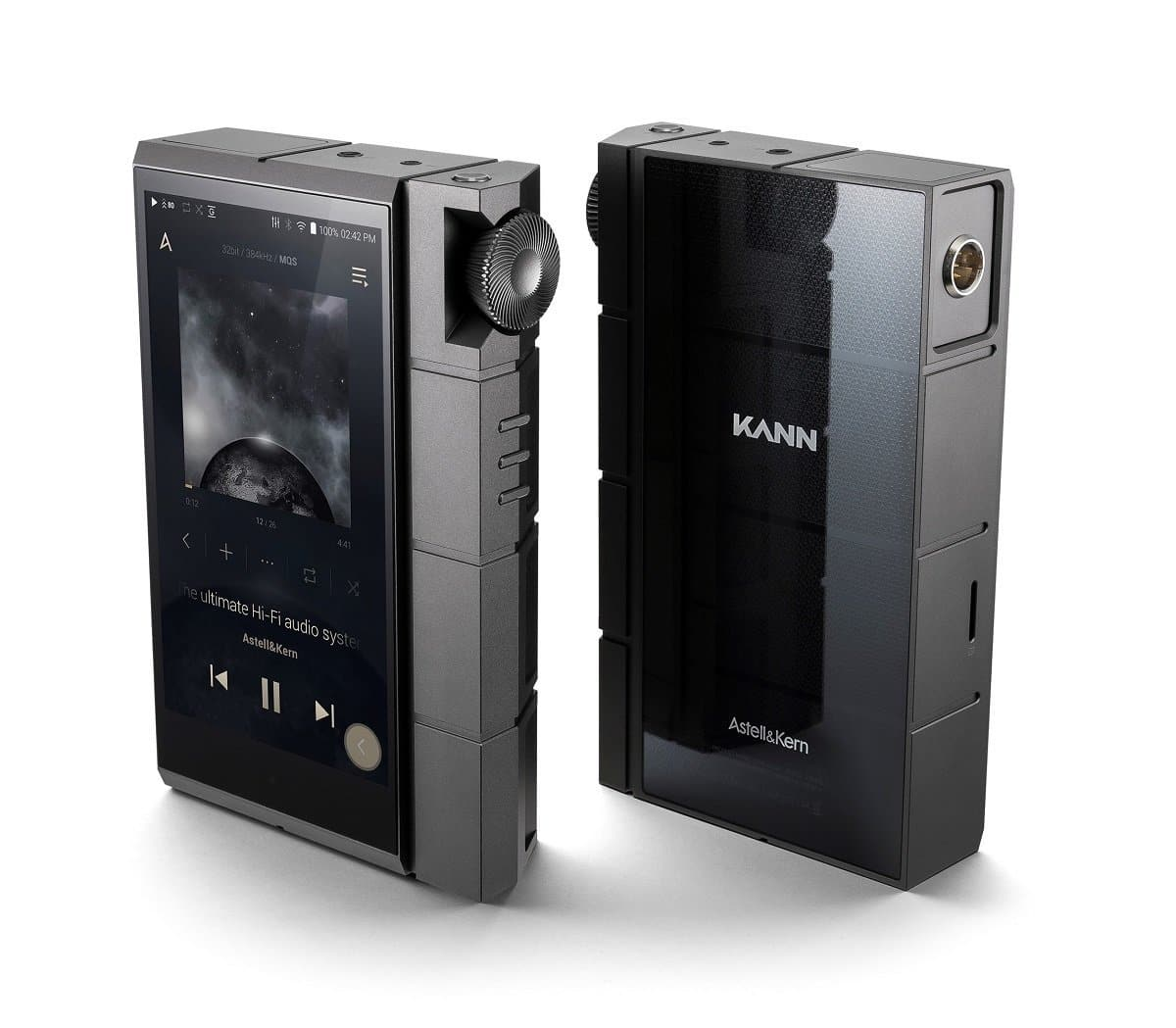Astell & Kern KANN Cube lossless high power music player