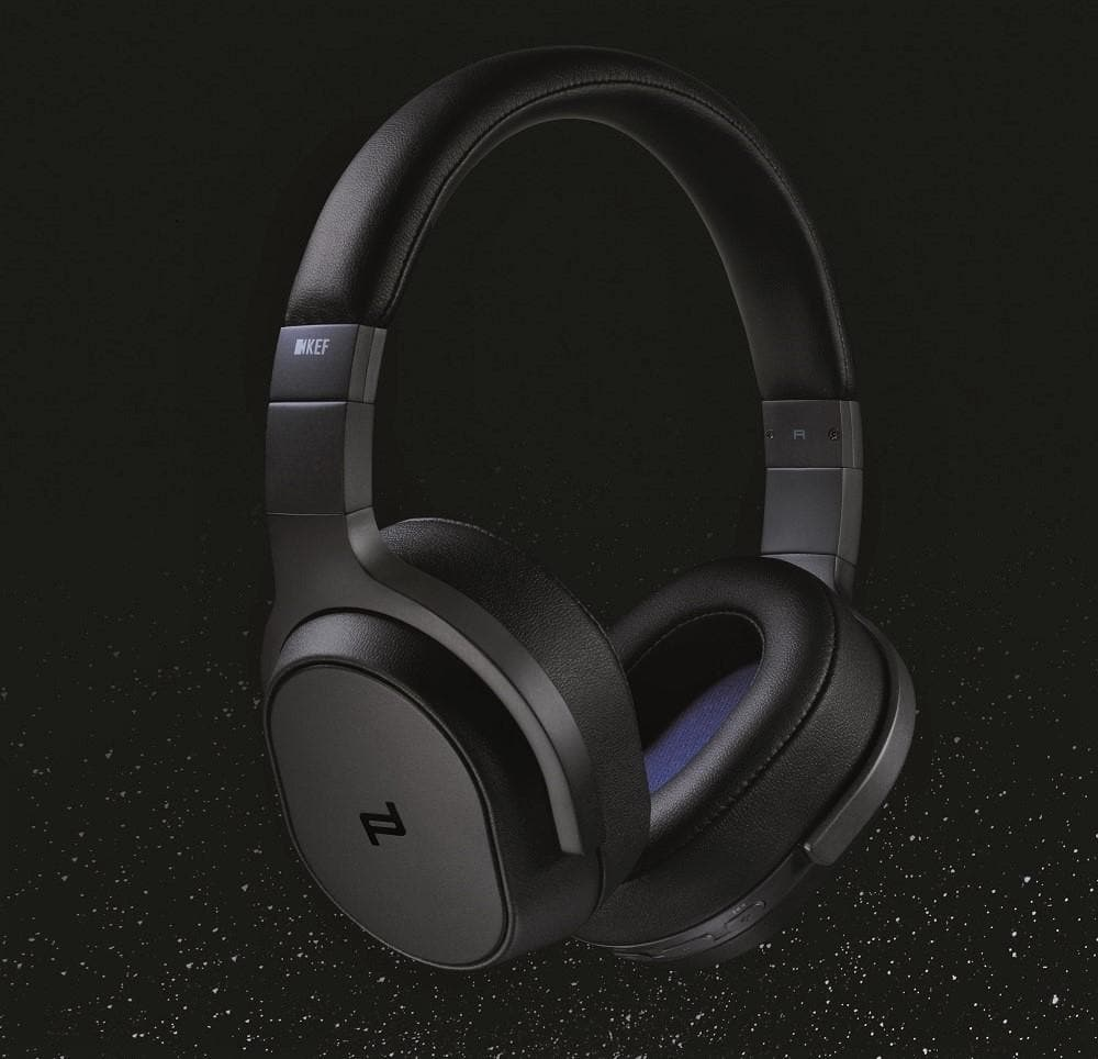 Kef Porschhe Design Space One Wireless, Noise cancelling bluetooth headphones