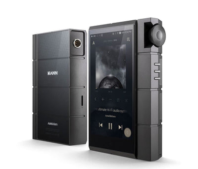 KANN Cube high res, MQA music player