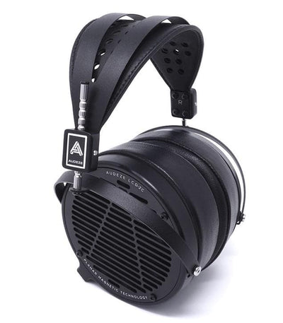 Audeze LCD2C Classic, planar magnetic, over ear headphones, braided cable 6.5mm plug