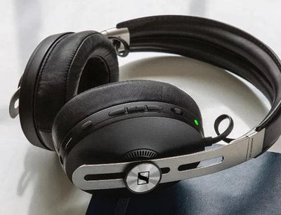 Momentum 3 bluetooth, noise cancelling, leather headphones