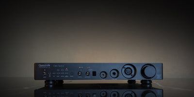 Questyle CMA Twleve flagship dac, balanced headphone amp