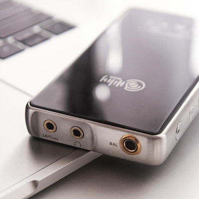 R6 Pro 4.4mm output, 3.5mm output