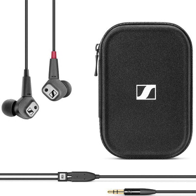 Sennheiser IE80s, upgrade fit, improved sound, tougher cable