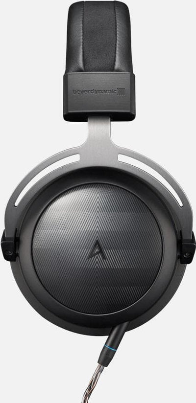 AK T5p 2nd lightweight closed back isolation headphones