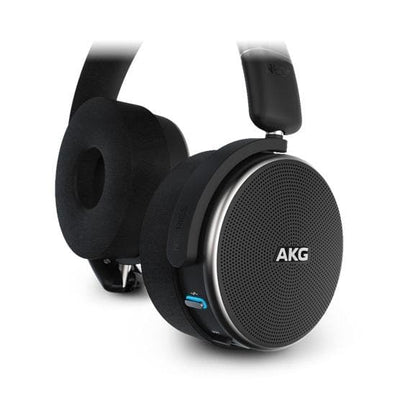AKG N60NC bluetooth, 15 hours battery life, folding headphones