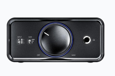 K5Pro front, volume dial