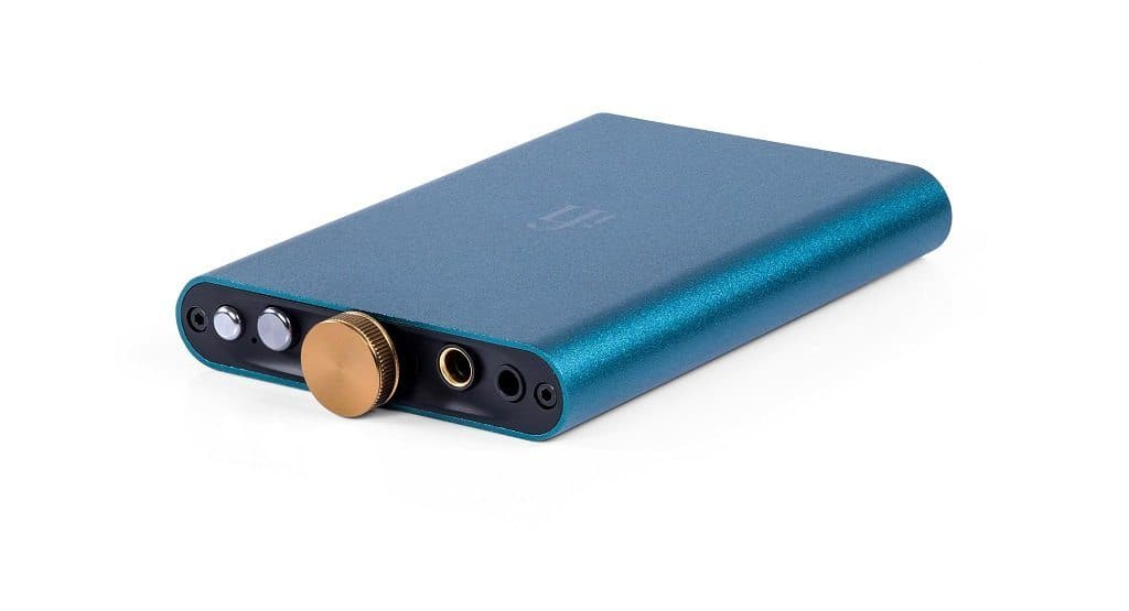 ifi hip dac, usb balanced headphone amp