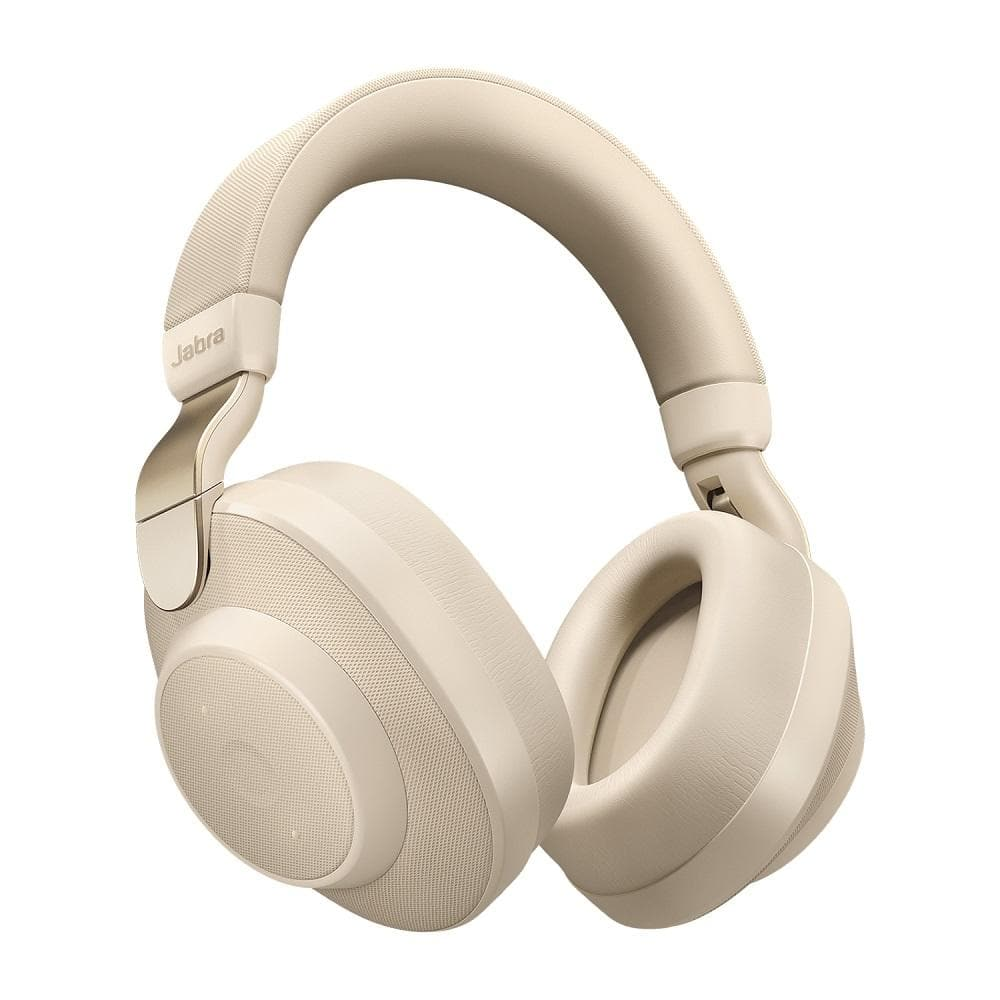 Jabra Elite 85h beige finish, over ear headphones