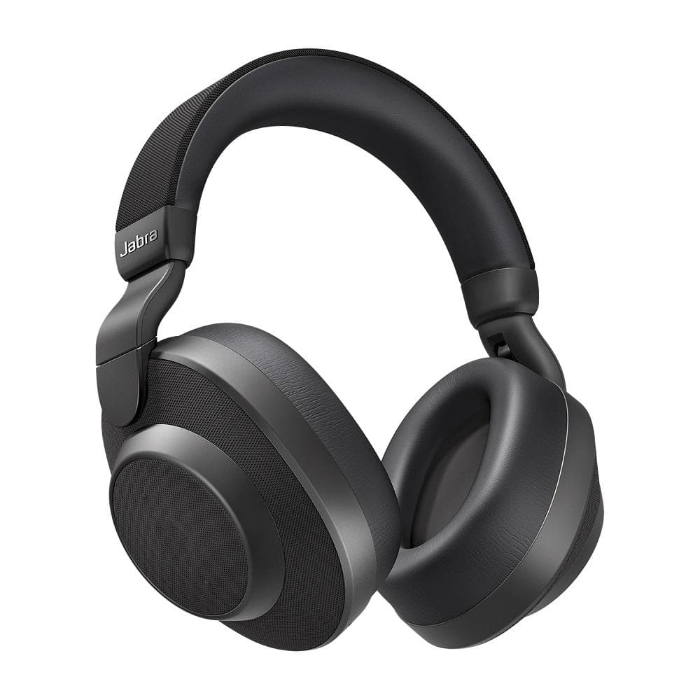 Jabra 85h black finish, fabric
