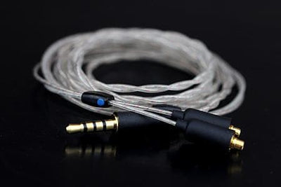 Linum bax mmcx to 2.5mm balanced cable