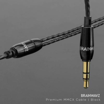 Brainwavz mmcx cable 3.5mm plug