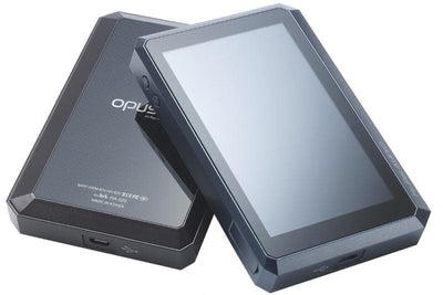 Opus1s, dual dac design, high output