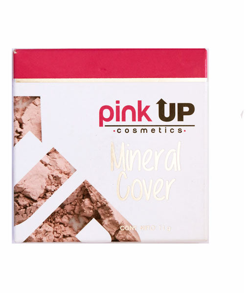 Mineral Cover Pink Up